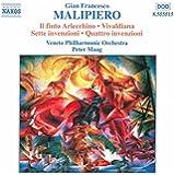 Malipiero - Orchestral Works