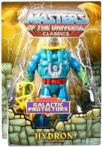 Figura de acción de Hydron Masters of the Universe Classics Club Eternia