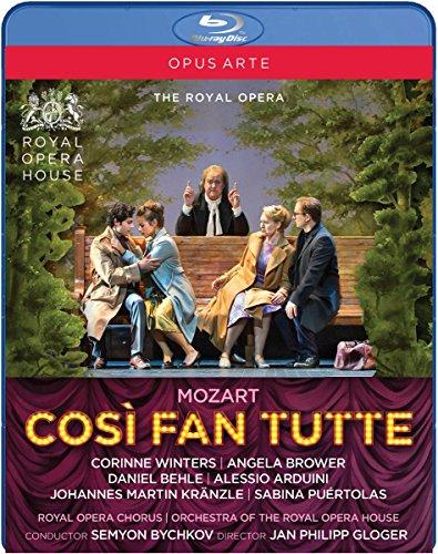 Mozart: Cosi Fan Tutte (Royal Opera House, 2016) [Blu-ray] (Japanische Fans)