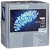 System LED 465-19-33 Net LED 300 x 300 cm Extra, blau