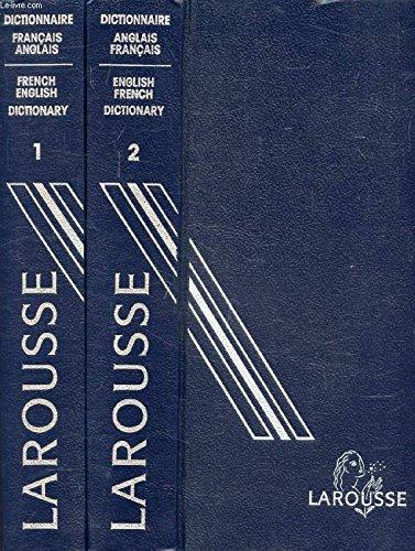GRAND DICTIONNAIRE FRANCAIS-ANGLAIS/ ANGLAIS-FRANCAIS EN 2 VOLUMES par Collectif