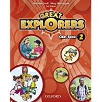 Great Explorers 2: Class Book Pack - 9780194507301