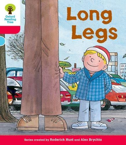 Oxford Reading Tree: Level 4: Decode & Develop Long Legs