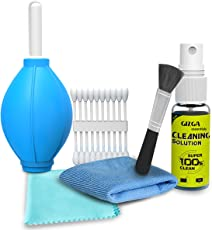 Gizga Essentials GZ-CK-104 Professional 6-in-1 Cleaning Kit