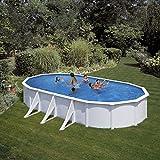 Unbekannt Pool Gre Oval Fidji 730x375x120 cm