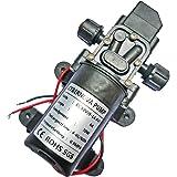 CYBERNOVA DC12V 131PSI agua dulce de agua de alta presión de diafragma autocebante Bomba de camping / Barco / RV / jardín/Lim