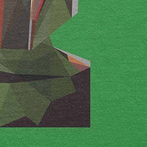 Texlab–Poly Bounty Hunter–sacchetto di stoffa Verde