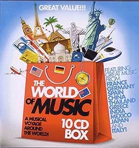The World Of Music 10CD Box