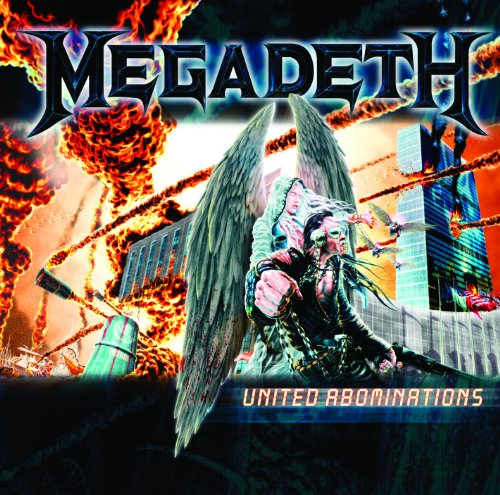 Megadeth: United Abominations (Audio CD)