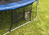 Trampolin Schuhtasche Aufbewahrungstasche Netztasche Schuhnetz Beutel Tasche 65 x 45