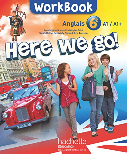Telecharger Here We Go Anglais 6e Workbook Edition 2014