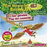 Der geheime Flug des Leonardo: 1 CD (Das magische Baumhaus, Band 36)