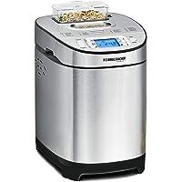 ROMMELSBACHER Brotbackautomat BA 550 - 13 Programme, automatisches Zutatenfach, 2 Brotgrößen (700 g / 900 g…
