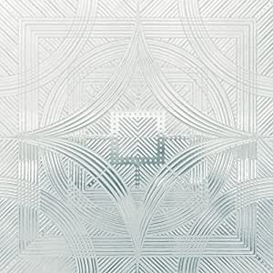Bird's Eye View Clear/Etched Window Deflector 15.25 x 15.25 cm
