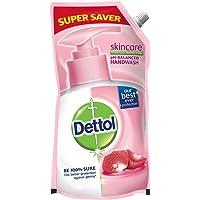 Dettol Germ Protection ph-Balanced Liquid Handwash Refill, Skincare - 750 ml