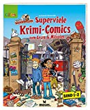 Redaktion Wadenbeißer Superviele Krimi-Comics, GEOlino, Doppelband