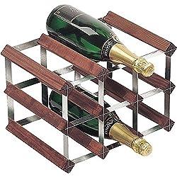 Botellero para Vino. 9 botellas