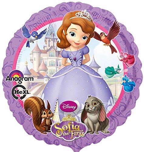 Disney Sofia die erste / the first Folienballon Folien Ballon 46 cm *NEU*OVP* (Die Erste-ballon Sofia)