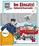 Ting: Was ist was junior. Im Einsatz! Polizei & Feuerwehr: 400 Hörerlebnisse für Spürnasen * Alle Bilder und Texte zum Antippen * Lustige Dialoge und Reime von Marti. Tatjana (2013) Gebundene Ausgabe