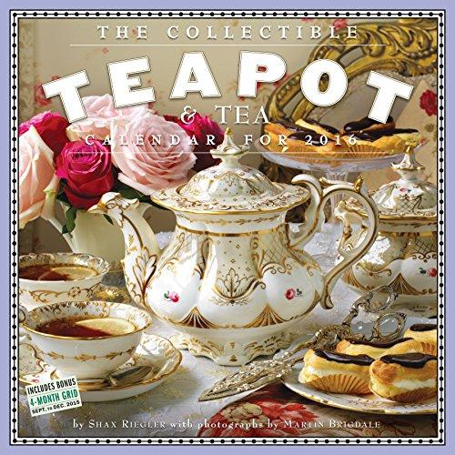 [EPUB] The collectible teapot & tea wall calendar 2016 (2016 calendar)