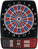 BULL'S Delta IV Elektronik Dartboard, Russ Bray Sound, inkl. 12 Darts