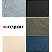 x-repair-patch Nylon Repair Patch Self Adhesive Repair Sticker Rucksack Rag For Tents, Awnings, Dinghy, Inflatable Mattress Available in a Range of Colours Various Sizes blue Size:70 x 70 (jeweils 2 Stück) (Stationery & Office Supplies)