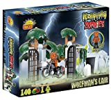 Cobi Monsters vs Zombies Wolfman's Lair Board Game
