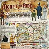 Days of Wonder DOW 7201 Ticket to Ride