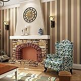 GFEI Wallpaper Fringe High End Wallpaper / Home Decor Wallpaper - Fondo de pantalla,B