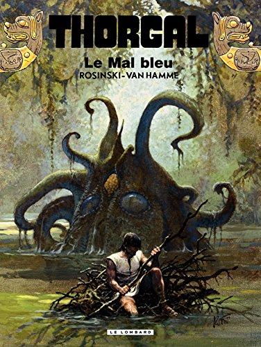 Thorgal - Tome 25 - Mal bleu (Le) par Van Hamme