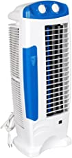 DFS High Power Tower Fan with 4 Way Air Flow Deflection and Perfume Chamber (Colors may vary)