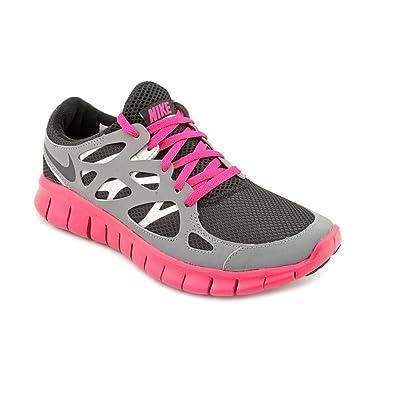 Nike Libre 2 Ext Noir  / Formateurs Rose Uk