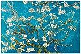 1art1 48105 Vincent Van Gogh - Póster de Almendro en flor, Saint Rémy 1890 (91 x 61 cm)