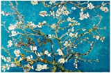 1art1 48105 Vincent Van Gogh - Mandelblüte, Saint Rémy 1890 Poster, 91 x 61 cm