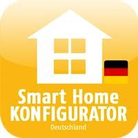 Somfy Smart Home Konfigurator
