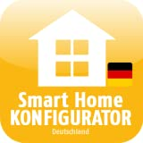 Somfy Smart Home Konfigurator