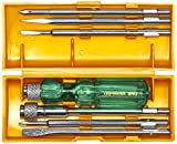 Taparia 840 Screw Driver Set with Neon B...