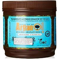 Doctor Cabello maschera all olio di argan 454 grammi - fatta con 100% olio  di argan vergine del Marocco bio 4f39d2778c46