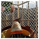 Rete di decorazione Rete Da Carico, Adatta Per Camioncini, Rimorchi, Bagagli, Reti Di Protezione, Reti Di Sicurezza Per Bambini, Reti Da Recinzione, Reti Decorative, Reti Tessute, Altalene Amaca 2x3m
