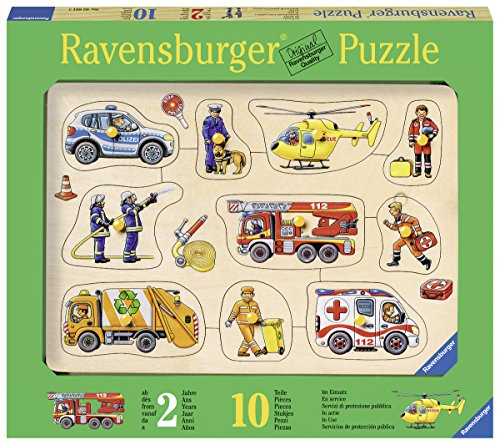 Ravensburger 03681 Holzpuzzle