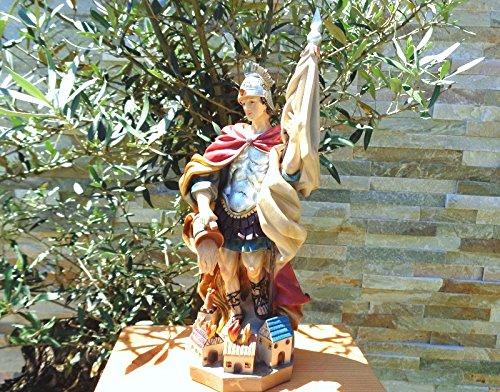 Nuovo-20cm alta sacra statuetta, con acqua teiera