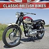TRIUMPH NORTON BSA Classic British Bikes calendario 2019da parete quadrato (30cm x 30cm) Nuovo e sigillato da Avonside calendari