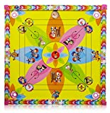 #6: Akshat Full Size Carrom Board 28 inch for Kids Carrom Board for Kids Carrom Board Medium Size Carrom Board Coins with Striker