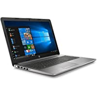 HP Notebook (15,6 Zoll), HD Display, AMD A4 2 x 2.50 GHz, 8 GB RAM, 256 GB SSD, HDMI, AMD R3 Grafik, Webcam, Windows 10…