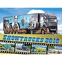 Showtrucks 2018: Showtrucks mit Airbrushbemalungen