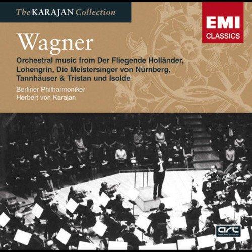 The Karajan Collection : Richard Wagner - CD Album