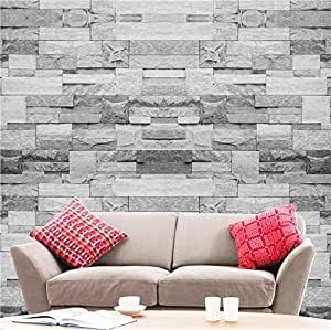 Hyfive brick effect wallpaper 3d brick stone straight for 3d brick wallpaper uk
