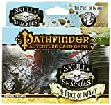Paizo - Pathfinder Acg : Skull & Shackles Adv Deck 5 - The Price Of Infamy