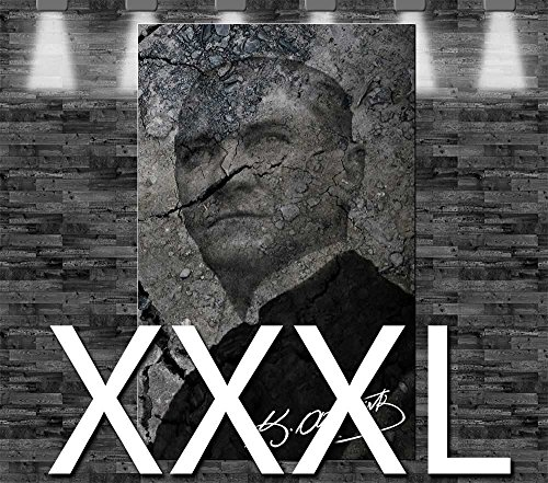 Premium Kunstdruck Leinwandbild - Kemal Atatürk auf Leinwand - aufgespannt auf 2cm Keilrahmen, aus...