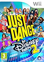 Ubisoft WII JUST DANCE DISNEY PARTY 2 300077815 JUST DANCE DISNEY PARTY 2 WII